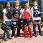 Softball Camps - Player Camaraderie