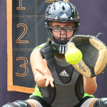 Softball Camps - Catcher Training