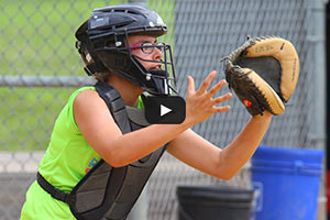 Softball Summer Camp - Catching