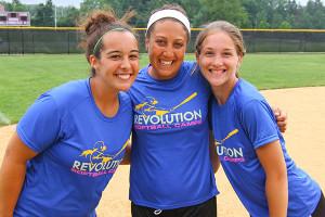 Summer Softball Camp - Player & Coaches