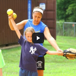 Summer Softball Camp Coaching