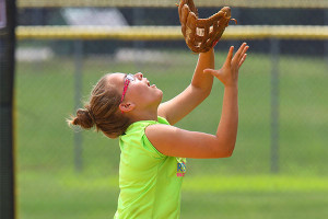 Softball Camp Training - Fielding Popups