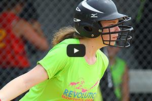 Softball Summer Clinics - Girl Batting Drills