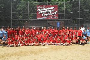 Summer Softball Camp - Ramapo College Softball Camps