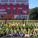 Summer Softball Camp - Sacred Heart Univerisity Softball Camps Connecticut