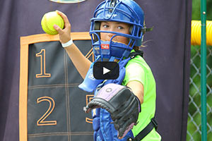 Softball Skill Training Camps