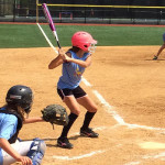 Softball Camps - Awaiting Pitch