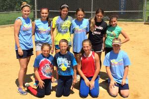 Girls Summer Softball Camp