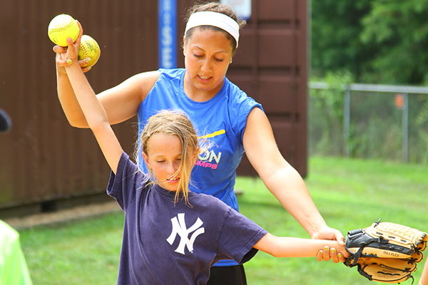 Cate sports academy softball camps softball clinic ca pitching coaching fandeluxe Choice Image