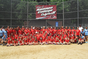 Summer Softball Camp - Ramapo College Softball Camps