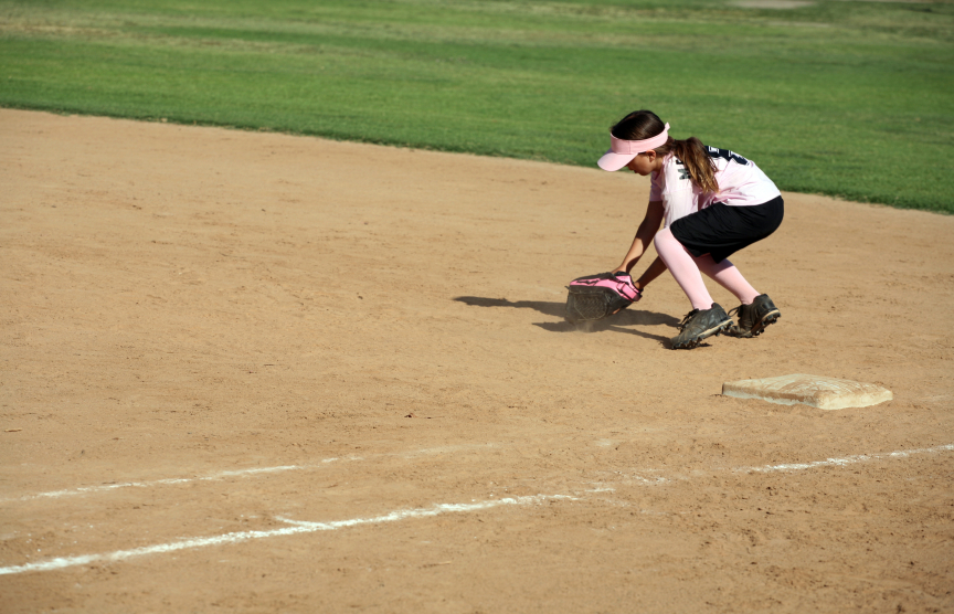 Summer Softball Camp - Infield Drills