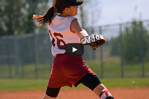 Softball Drills – Paint the Corners